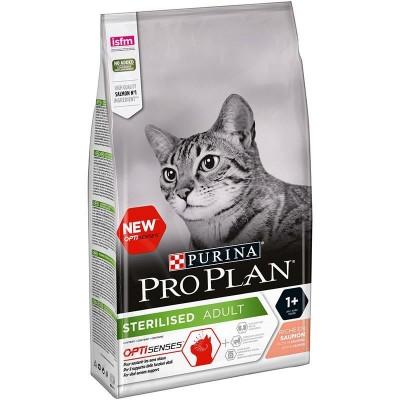 Proplan Sterilised Somonlu Kısır Kedi Maması 10 Kg