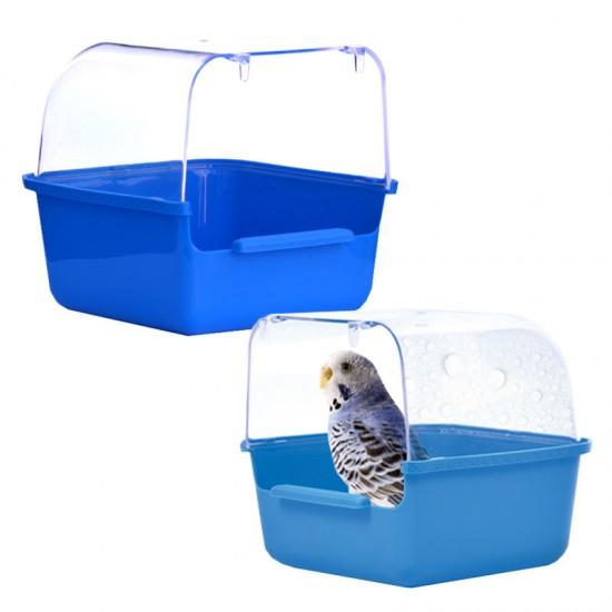 Kapalı kuş banyosu