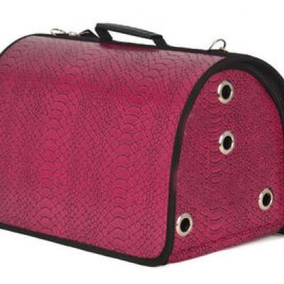 Pet Pretty Skinned Flybag Kedi ve Köpek Taşıma Çantası 28x44x28 Cm