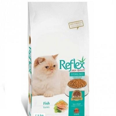 Reflex Sterilised Balıklı Kısırlaştırılmış Kedi Maması 15 Kg