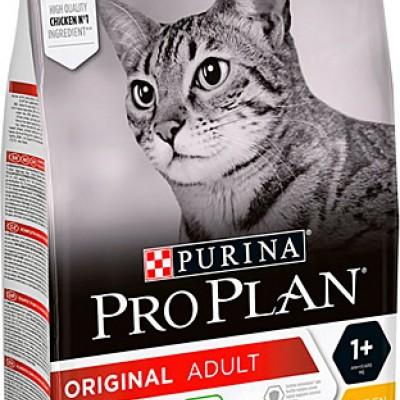 Pro Plan Adult Tavuklu Kedi Maması 10 Kg